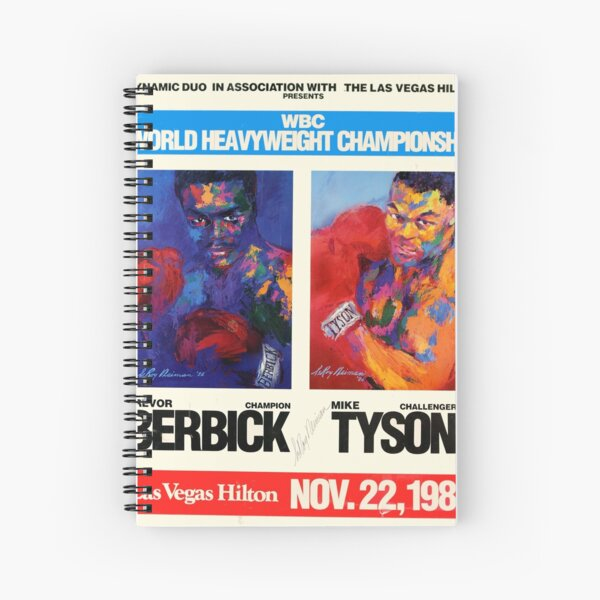Boxing T-Shirt and more: Las Vegas Fight Night Spiral Notebook