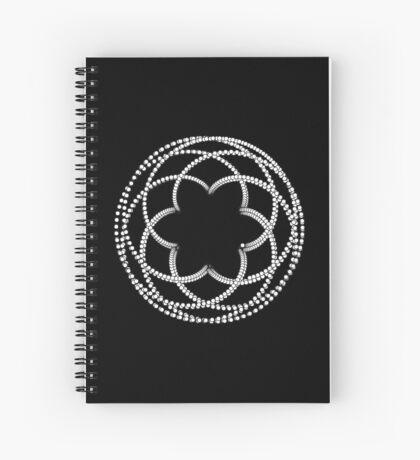 Epicycloid II Spiral Notebook