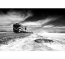Bolivian Salts Photographic Print