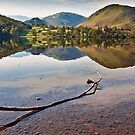 Millpond Ullswater by Shaun Whiteman