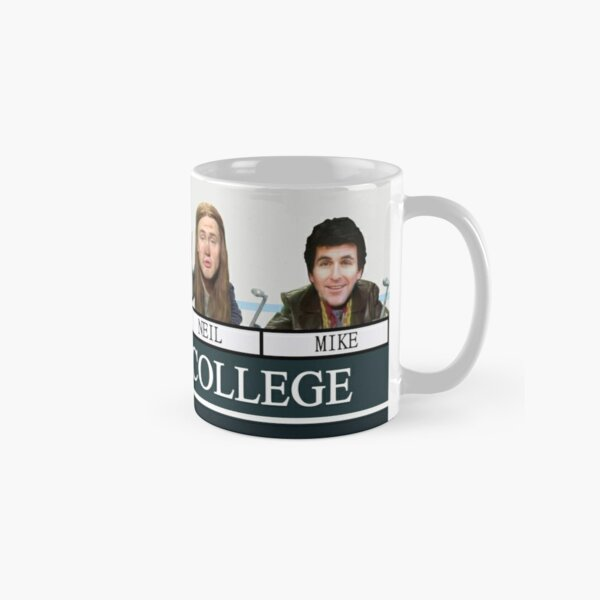 The Young Ones Scumbag College Classic Mug