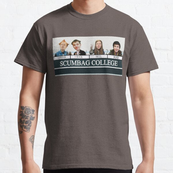 The Young Ones Scumbag College Classic T-Shirt