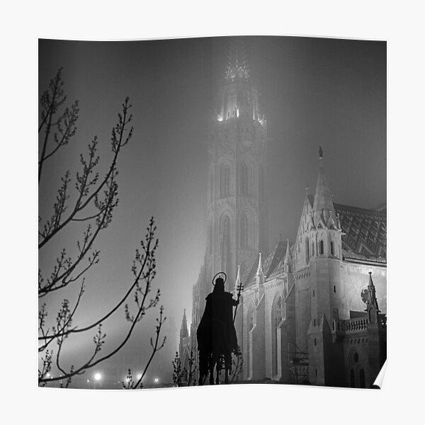 Matthias Church, Budapest Poster
