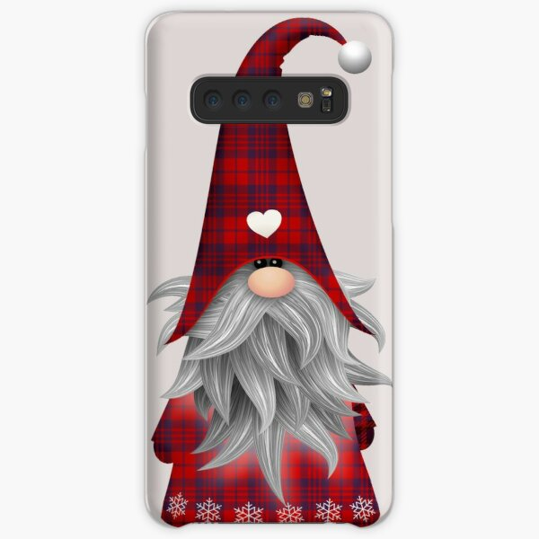 Festive Cute Gnome Samsung Galaxy Snap Case
