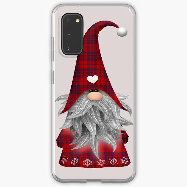 Festive Cute Gnome Samsung Galaxy Soft Case