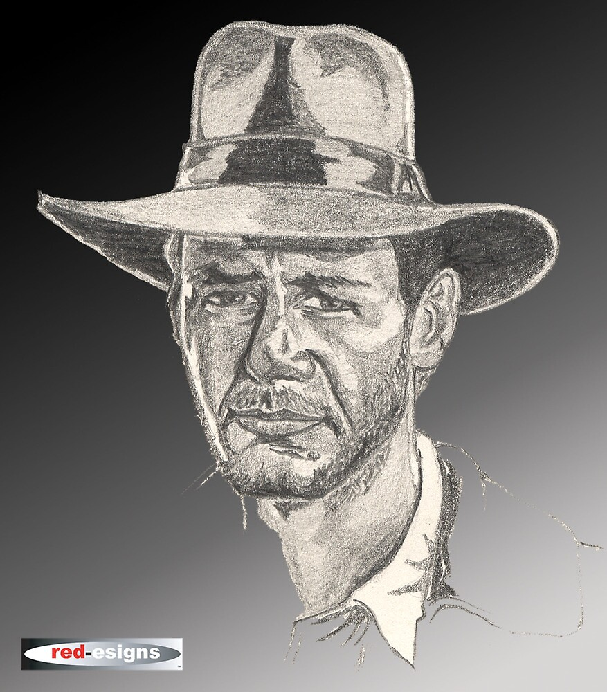 Indiana Jones by red-esigns