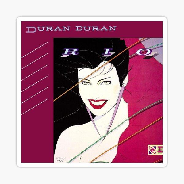 Duran Duran, 'Rio' (1982) Sticker