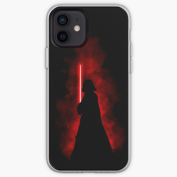 Vader Minimal iPhone Soft Case
