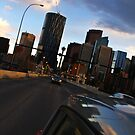 Leaving Calgary by ionclad