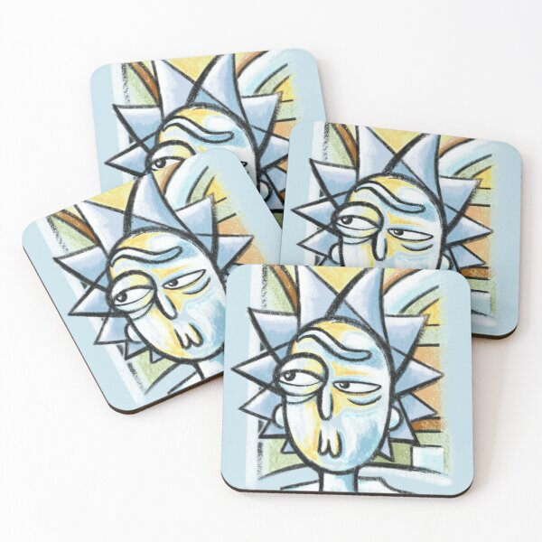 Ricasso Coasters (Set of 4)