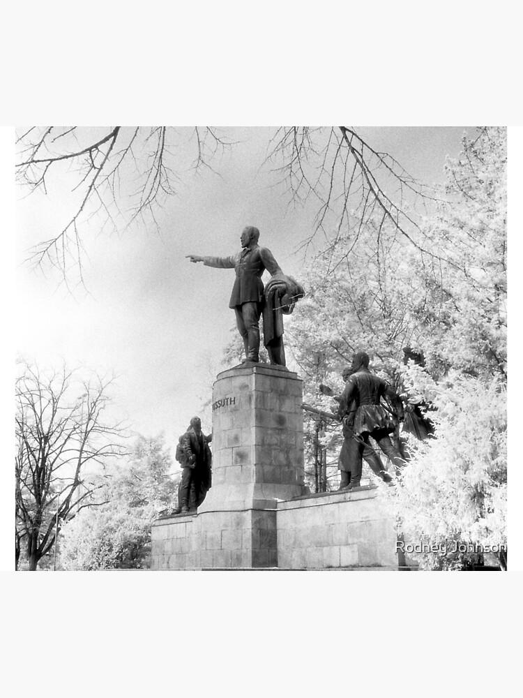 Kossuth Memorial, Lajos Kossuth Square, Budapest by rodneyj46