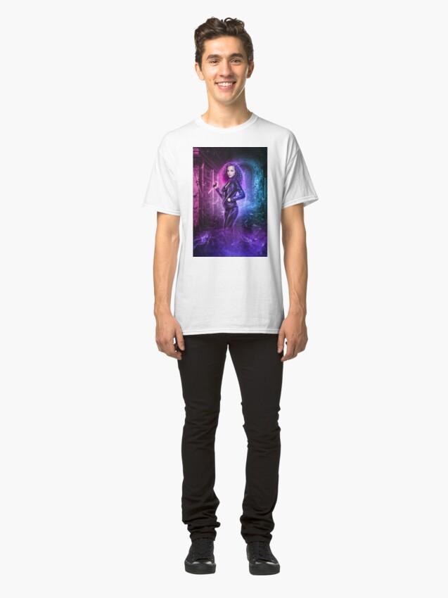 Alternate view of Neck-Romancer Classic T-Shirt