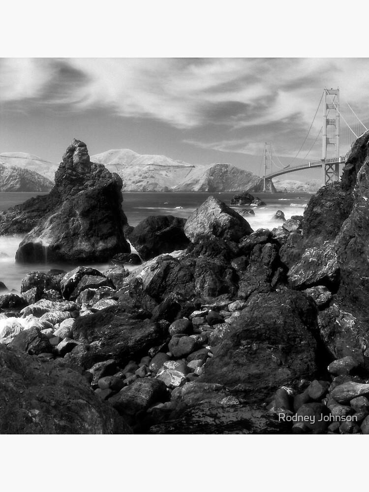 Marshall's Beach, San Francisco by rodneyj46