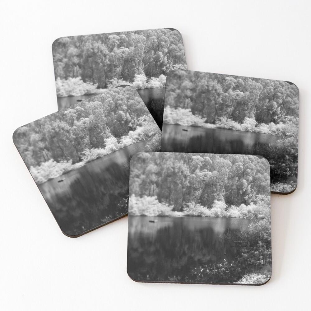 Pine Lake Coasters (Set of 4)