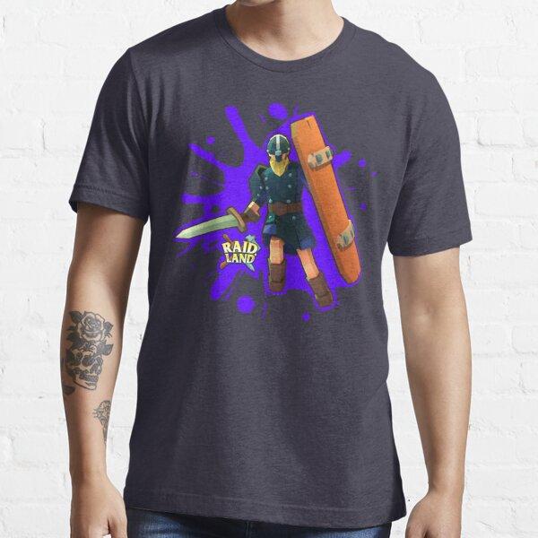 Raid.Land Warrior Purple Essential T-Shirt