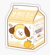 Chimmy Saft Sticker