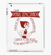 Thirsty Pearl Lemonade iPad Case/Skin