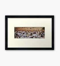 Yom Kippur Framed Print