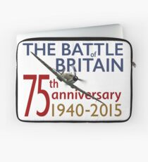 Battle of Britain poster white version Laptop Sleeve