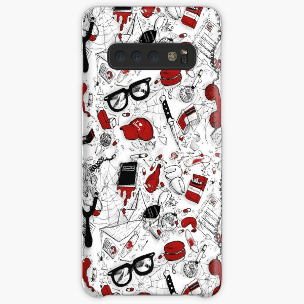 Loser's Club Repeating Pattern  Samsung Galaxy Snap Case