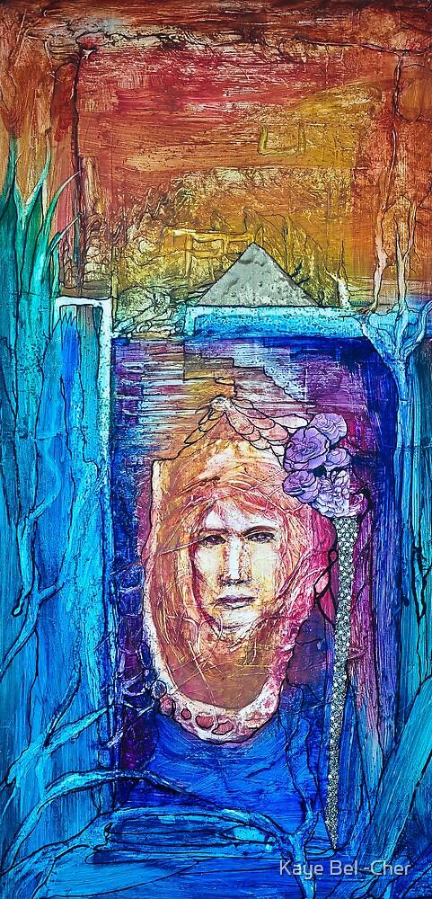 Nekhebet by Kaye Bel -Cher