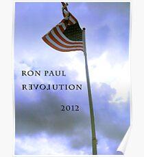 RON PAUL REVOLUTION 2012 Poster