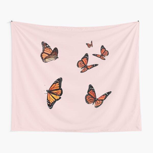 butterflies flying  Tapestry