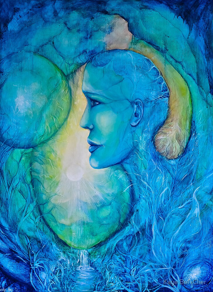 The Soul of the World by Kaye Bel -Cher