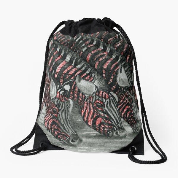 Disappearing Giants #5 Drawstring Bag