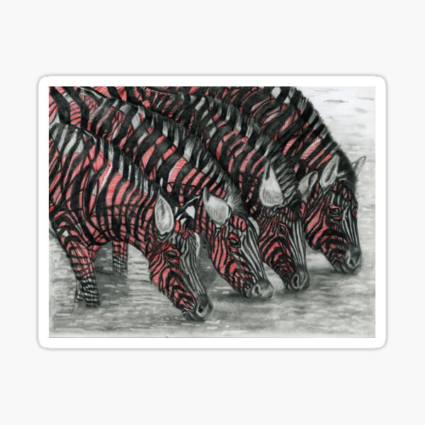 Disappearing Giants #5 Sticker