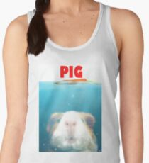 Sea Pig Women's Tank Top
