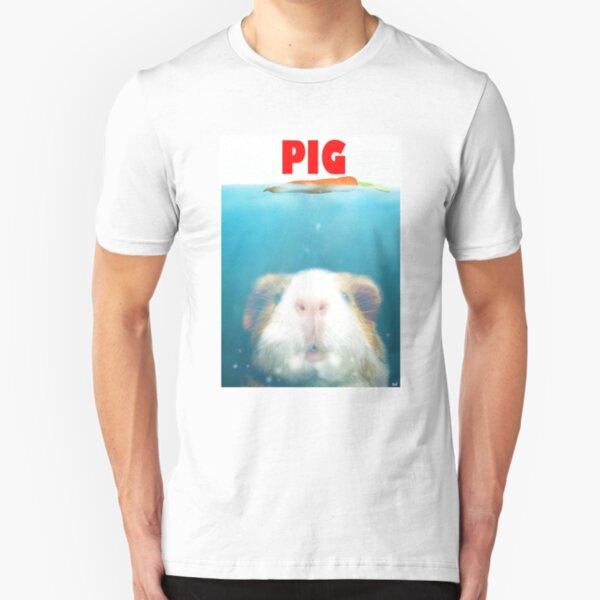 Sea Pig Slim Fit T-Shirt