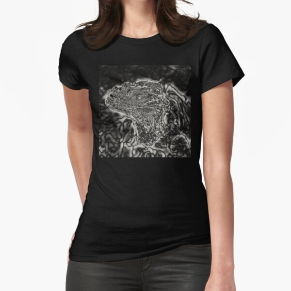 Spectral Darkness 3 Fitted T-Shirt