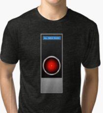 All India Radio - HAL Tri-blend T-Shirt