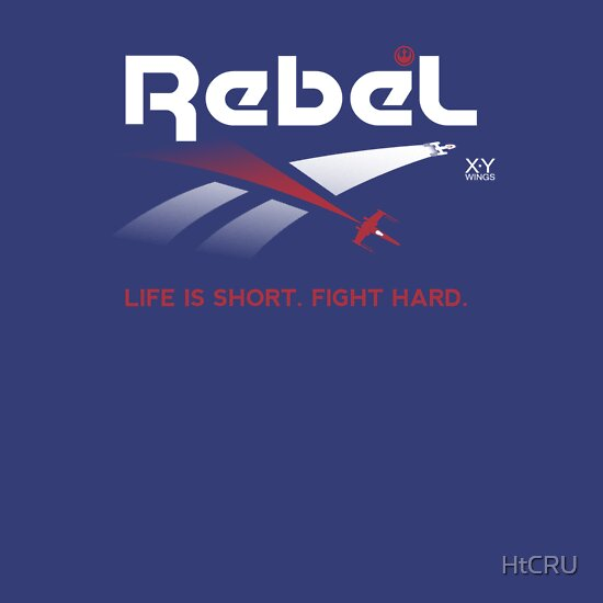 TShirtGifter presents: Brand Wars: Rebel