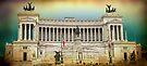 Monument to Vittorio Emanuele II . ROME by terezadelpilar ~ art & architecture