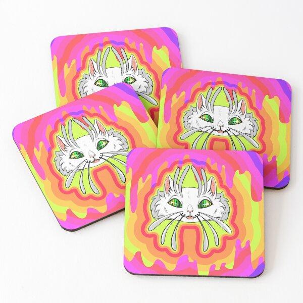 Feslime Coasters (Set of 4)