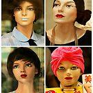 China Dolls by frankc