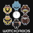 Watchdroids by maclac