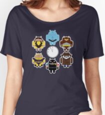 Watchdroids (no text) Women's Relaxed Fit T-Shirt