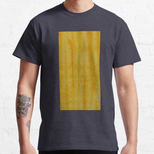 SKU 333 - Shibori Style Yellow 1 Classic T-Shirt
