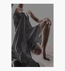 Wrapped In Cloth Photographic Print