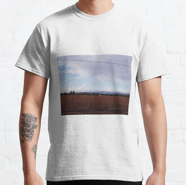 The Vineyards in Fall Classic T-Shirt
