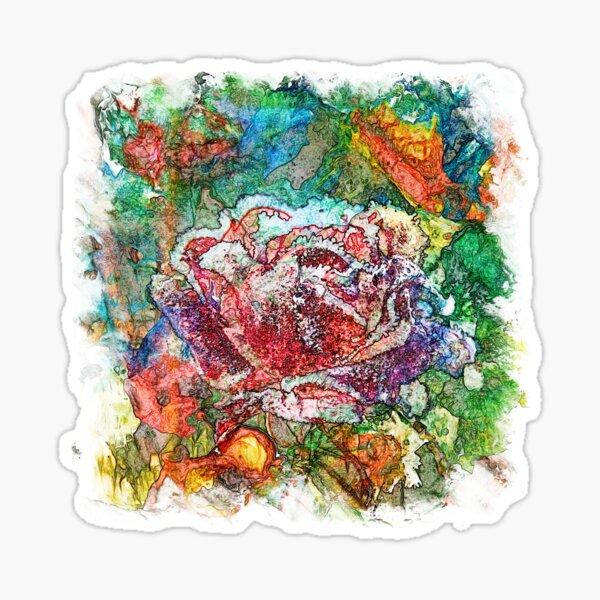 The Atlas Of Dreams - Color Plate 142 Sticker