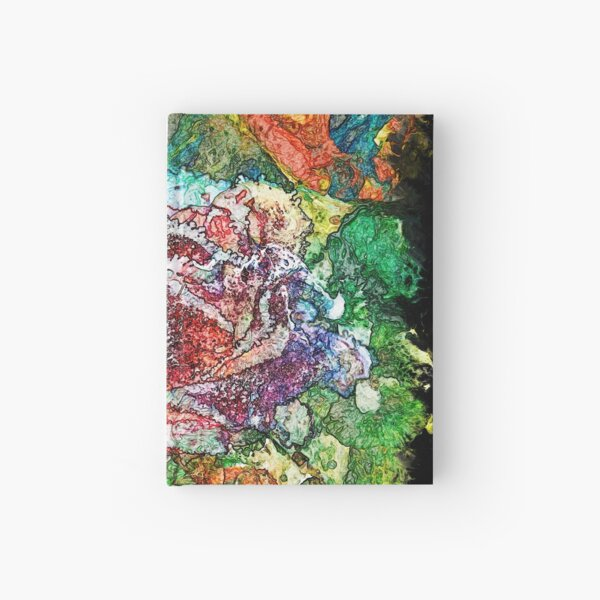 The Atlas Of Dreams - Color Plate 142 Hardcover Journal