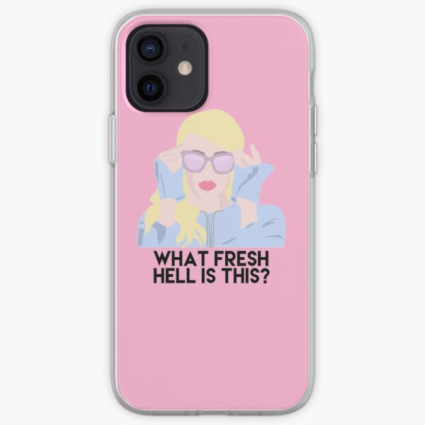 Fresh Hell iPhone Soft Case