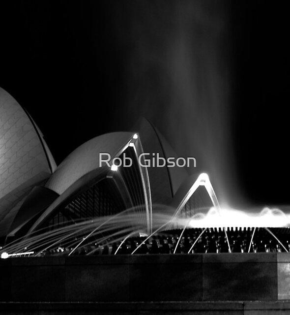 "Sydney Opera House ""Dark & Light"" by Rob Gibson"