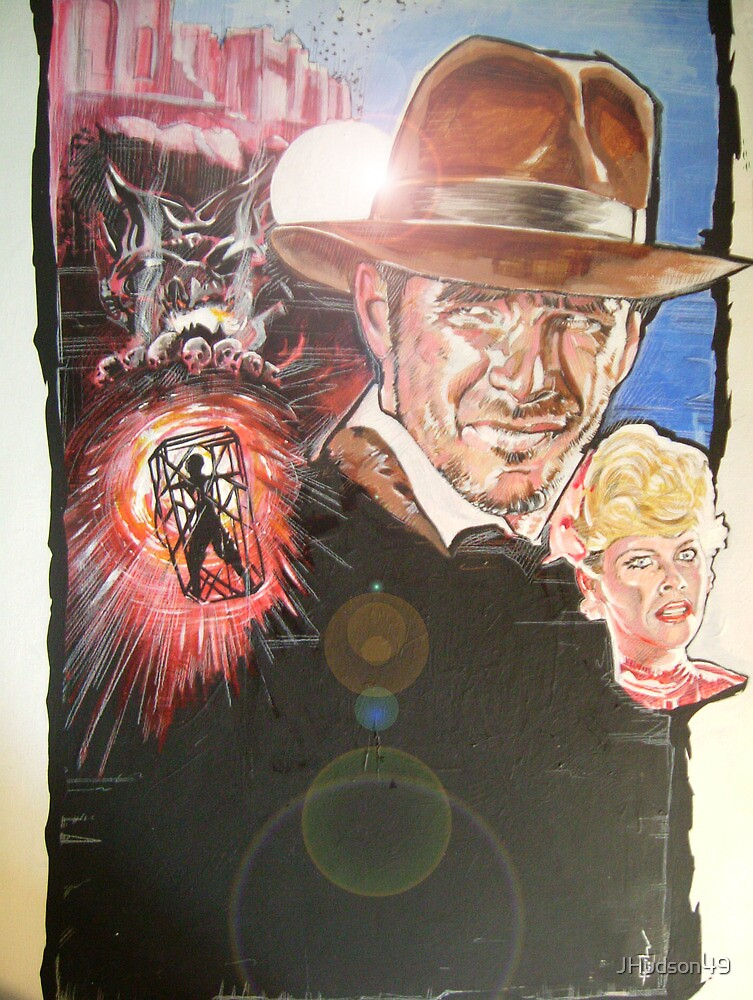indiana jones and the temple of doom by JHudson49