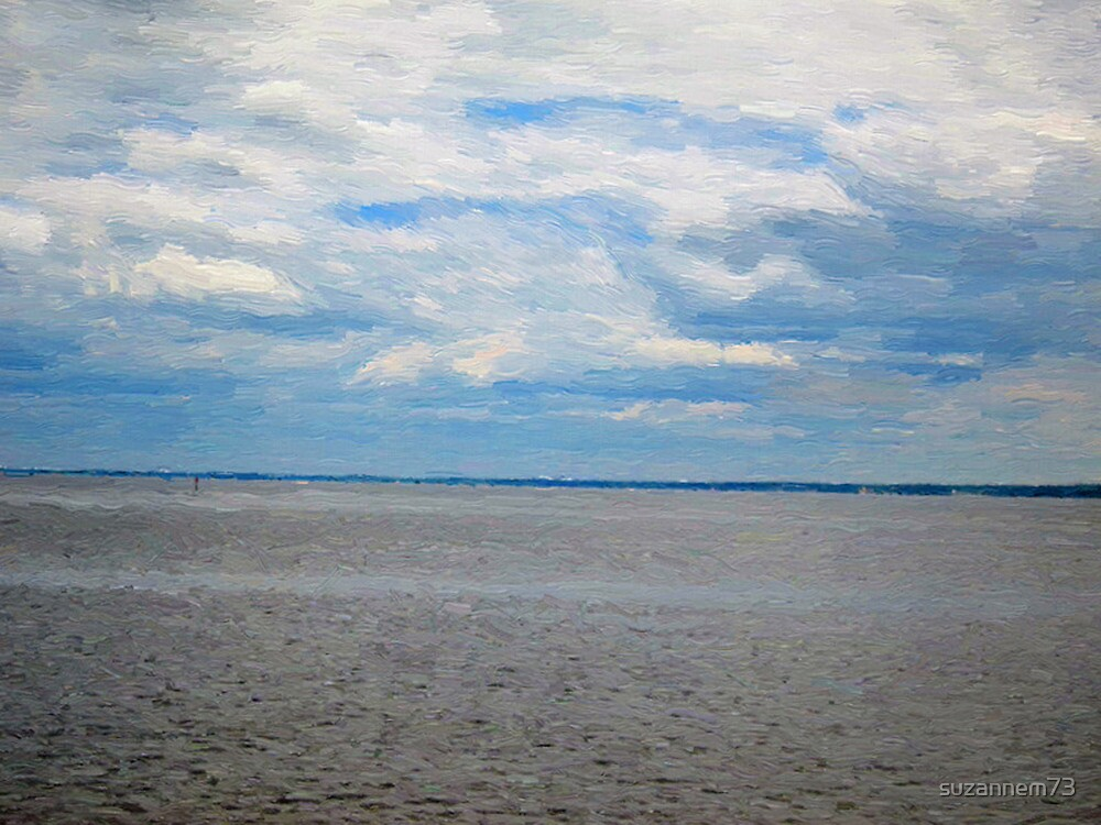 Beautiful Lake Marion by suzannem73