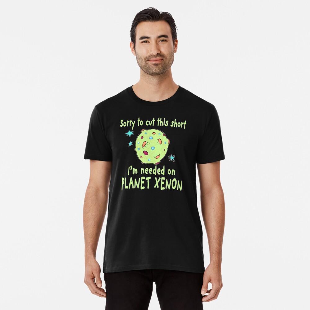 Planet Xenon. Premium T-Shirt